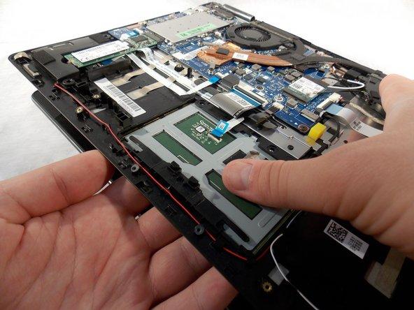 Lenovo Yoga 710-15IKB Trackpad Replacement