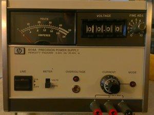 Hewlett-Packard 6114A Precision Power Supply
