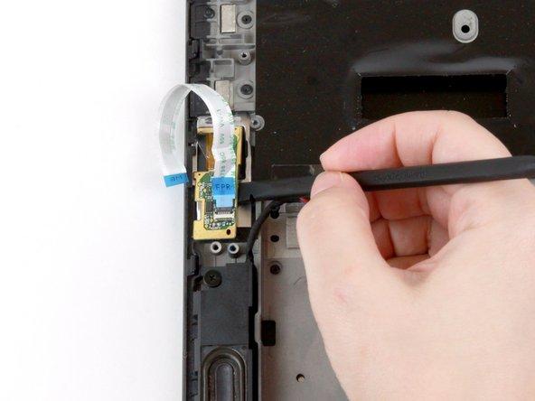 Lenovo ThinkPad T470 Fingerprint Reader Replacement