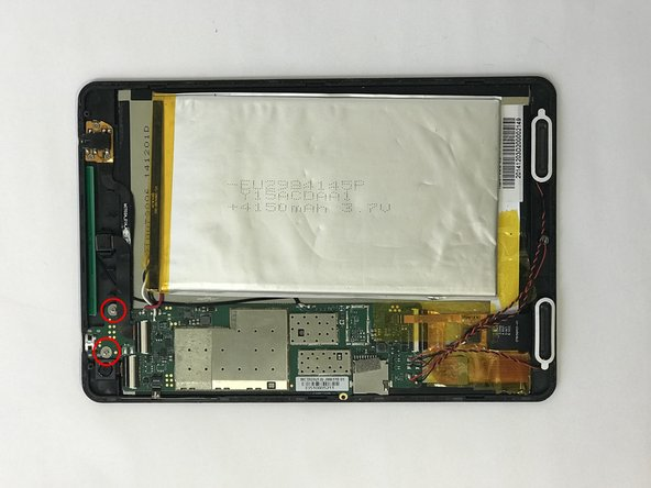 AARP RealPad MA7BX2 Motherboard Replacement
