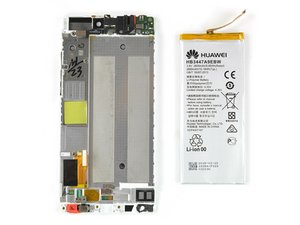 Huawei P8 Akku austauschen
