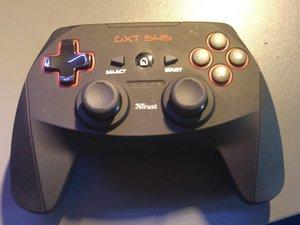 Trust GXT 545 Wireless PC-PS3 Controller