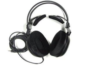 Audio Technica ATH-AD500 Repair