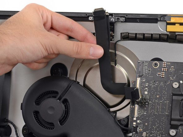"""iMac Intel 21.5"""" Retina 4K Display FaceTime Camera and Microphone Cable Replacement"""