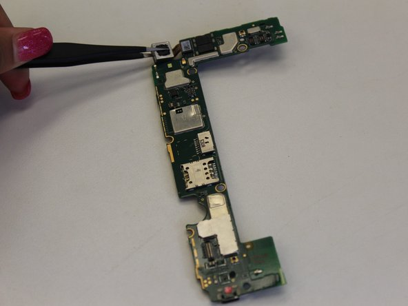 Huawei Pronto LTE Rear Camera Replacement