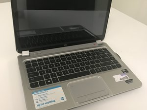 HP Envy TouchSmart 4-1215dx