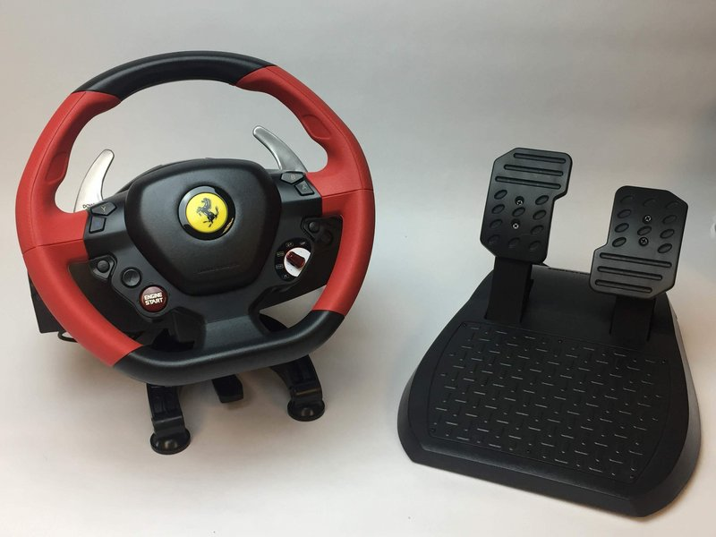 Thrustmaster Ferrari 458 Spider Racing Wheel Ifixit