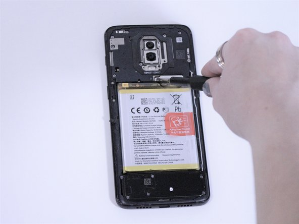 OnePlus 6T Rear Camera Replacement