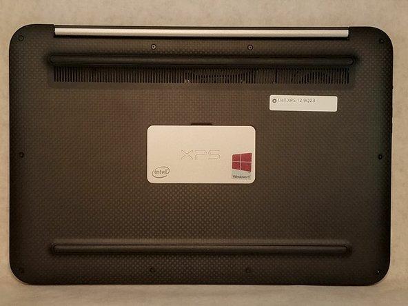 Remplacement de la batterie pour Dell XPS 12 9Q23