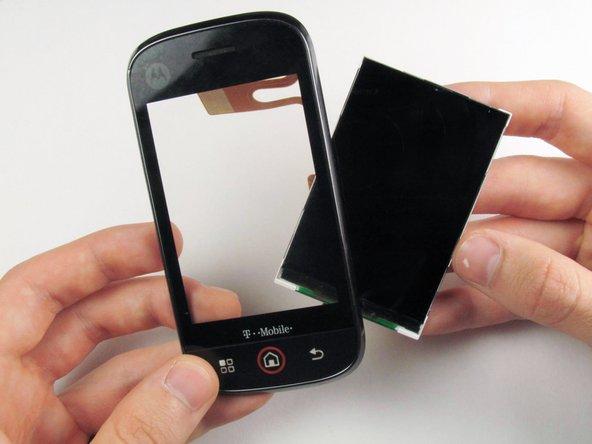 Motorola Cliq LCD Screen Replacement