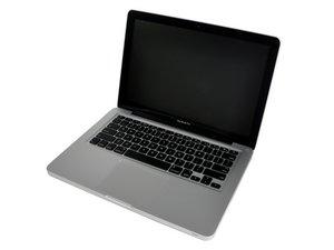 "Réparation MacBook Pro 13"" Unibody mi-2012"