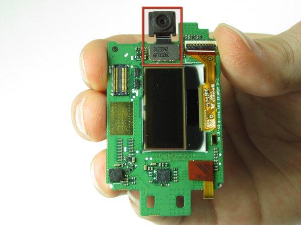 Motorola W385 Camera Replacement