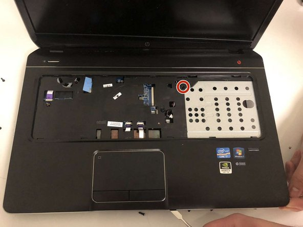 HP Pavilion dv7t-7000 Speaker Replacement