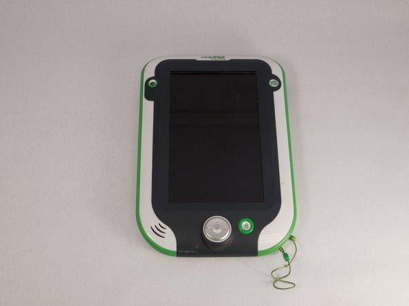 LeapFrog LeapPad Ultra Gel Skin Green Shelf Damage