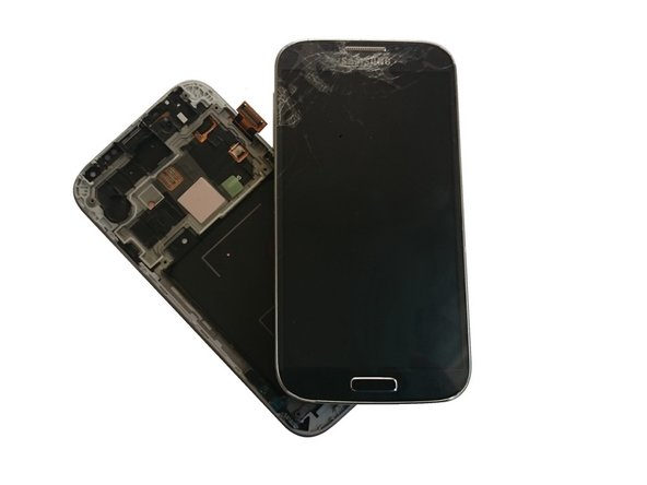 Samsung Galaxy S4 Display Assembly with Frame Replacement - Video Tutorial