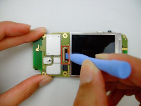 Blackberry 7105t LCD Replacement