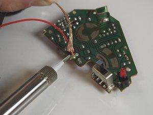 Remote Control Motherboard