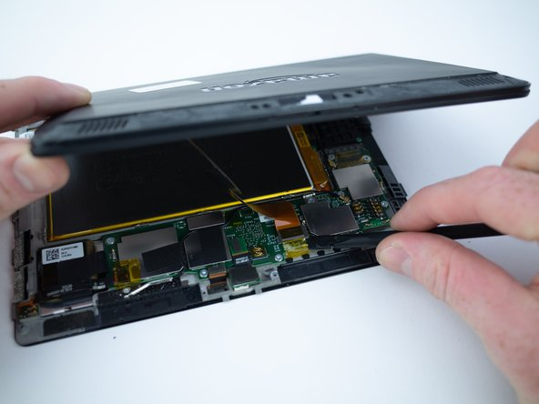 """Kindle Fire HDX 7"""" Rear Panel Replacement"""