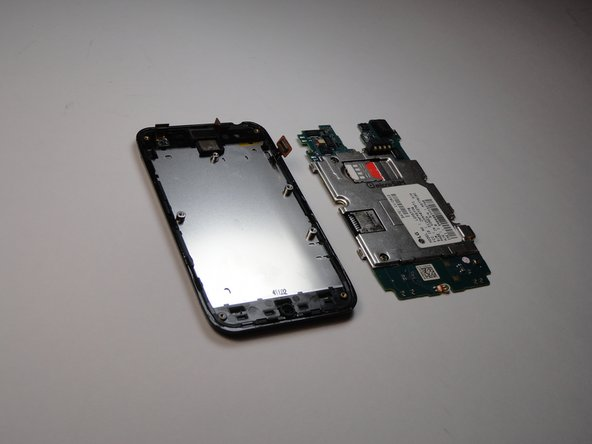 LG Motion 4G MS770 Motherboard Replacement
