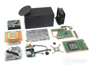 Demontage van de Xbox Series X