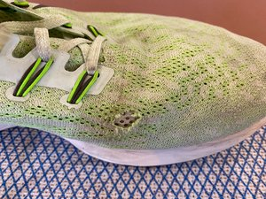 How to Fix a Hole in Mesh Shoes