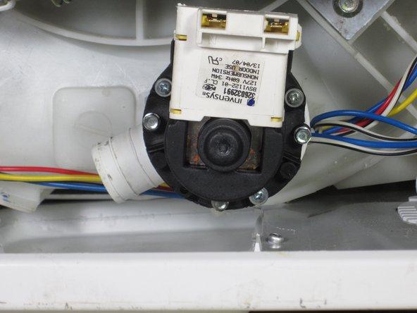 Kenmore 110 Series Washing Machine Water Pump Replacement