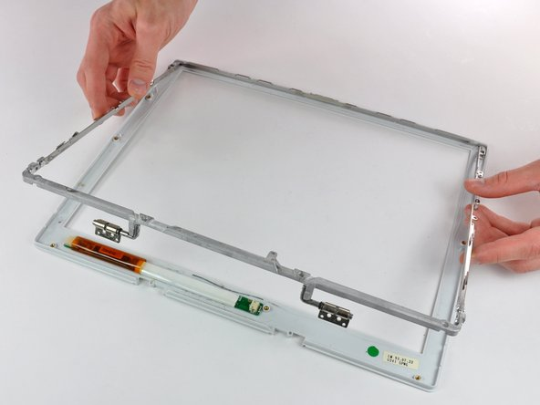 """iBook G4 14"""" 1.42 GHz Clutch Hinges Replacement"""