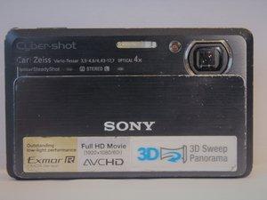Sony Cyber-Shot DSC-TX9 Repair