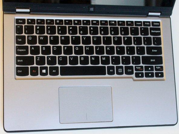 Lenovo Ideapad Yoga 2 11 Keys Replacement