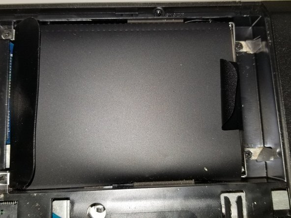 HP ProBook 4530s Hard Drive Replacement