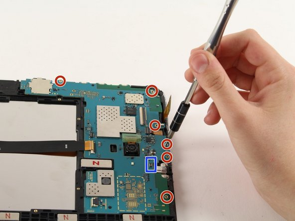 Disconnect the headphone jack from the motherboard.