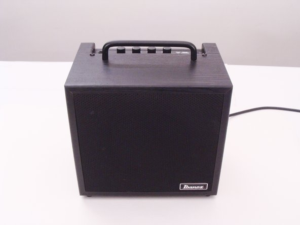 How to Disassemble a Small Guitar Amplifier