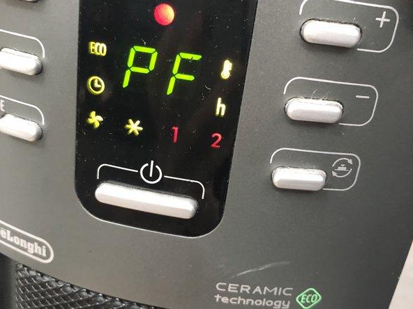 Termoriscaldatore delonghi Sensore temperatura Replacement