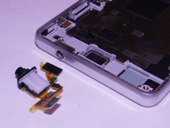 Sony Xperia Z1 Compact Headphone Jack Replacement Replacement
