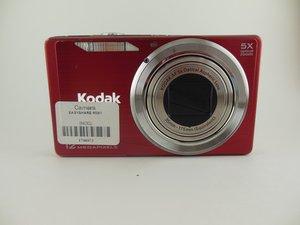 Reparación de Kodak EasyShare M381