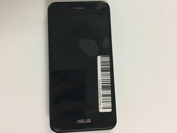Asus Padfone X Mini Screen Replacement