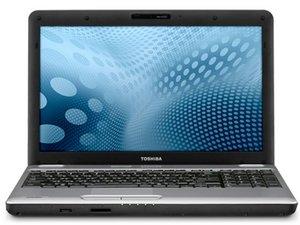 Toshiba Satellite L505 Laptop Repair