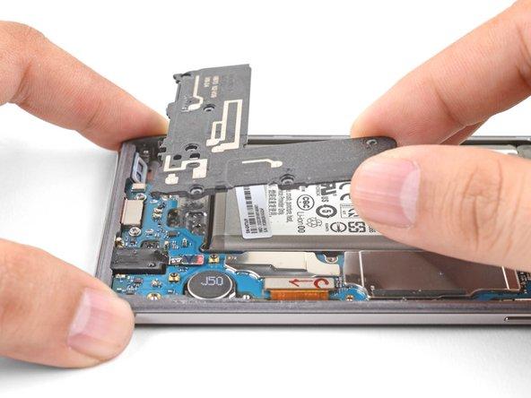 Sostituzione altoparlante Samsung Galaxy S10