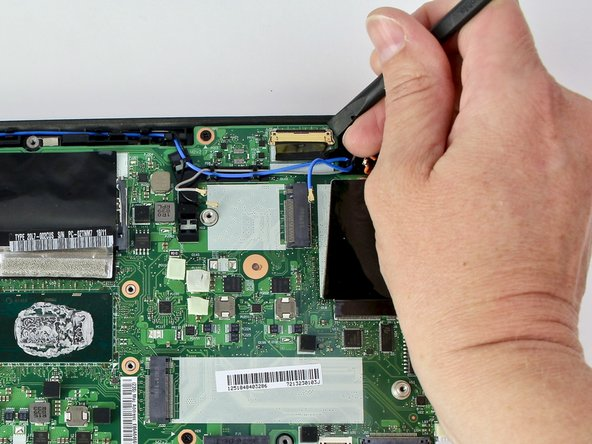 Lenovo ThinkPad T480s Motherboard Replacement