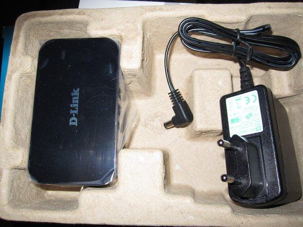 D-Link 7-Port USB 2.0 HUB Model No.: DUB-H7 H/W Ver.: C1 UPC Code: 790069252389