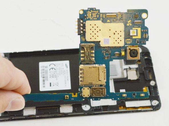 Samsung Galaxy Grand Prime Motherboard Replacement