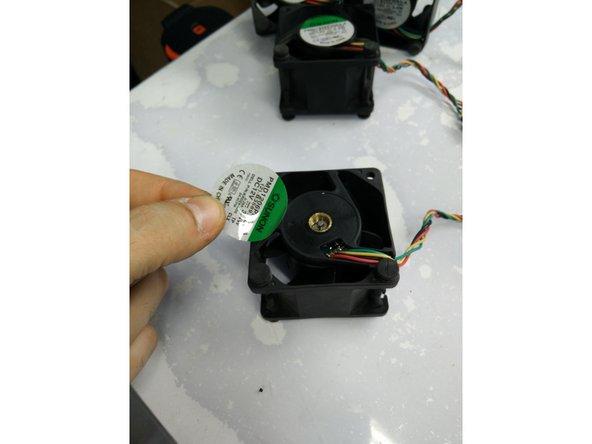 Dell Optiplex 760 Ventiladores (Fan) Repair