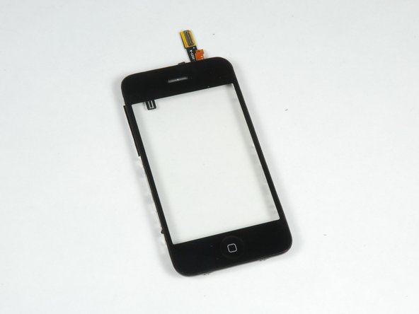iPhone 3G Front Panel Assembly Replacement