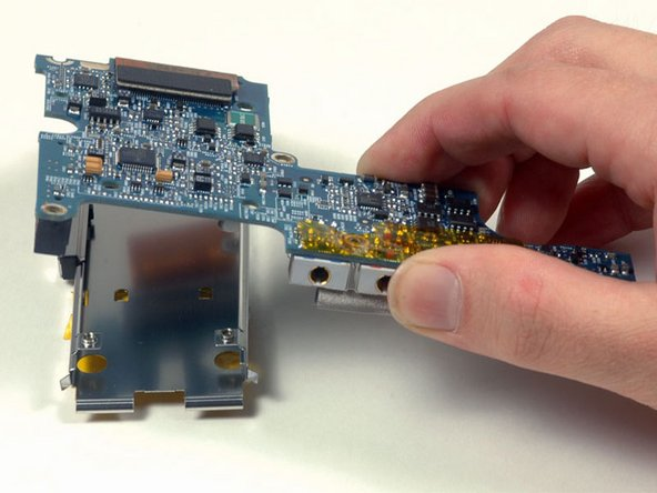 "MacBook Pro 15"" Core Duo Model A1150 ExpressCard Cage Replacement"