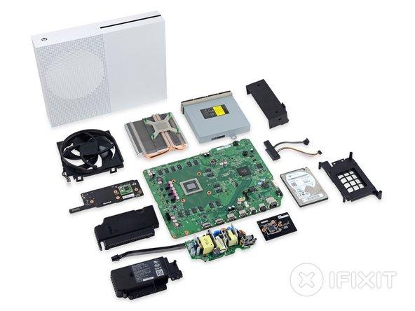 Xbox One Sのファームウェアインストール