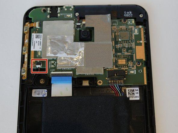 Asus Tablet MeMo Pad 7 ME7000C Motherboard Replacement