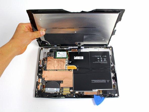 Remplacement de l'écran de la Microsoft Surface Pro 3
