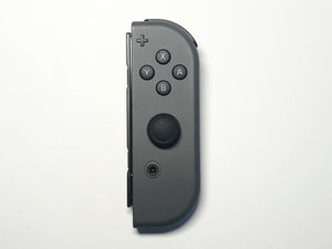 Right Joy-Con Buttons