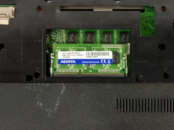 ASUS X550LB-DS71 RAM Replacement