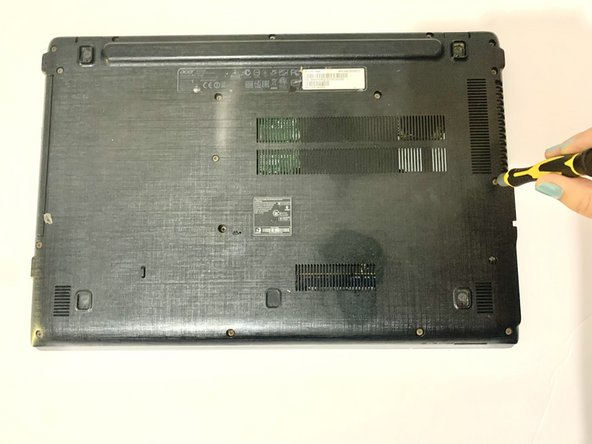 Acer Aspire E5-573G Fan  Replacement